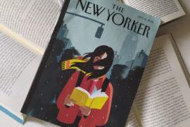 Εξώφυλλο The New Yorker