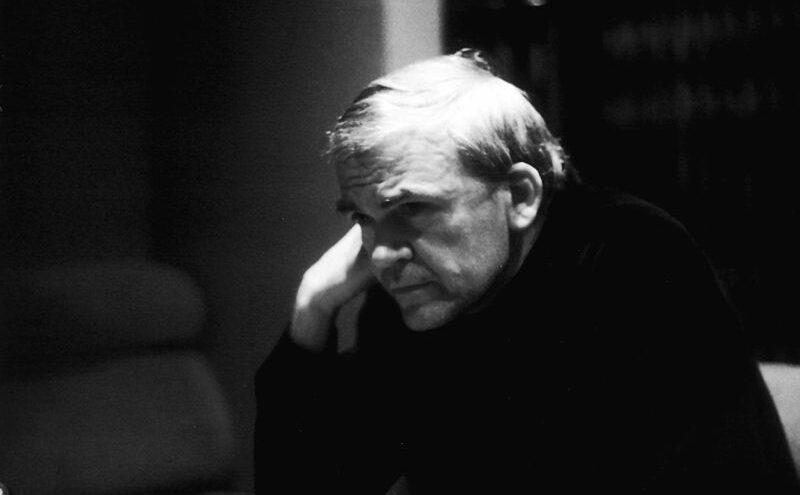 O Milan Kundera τιμήθηκε με το βραβείο Franz Kafka